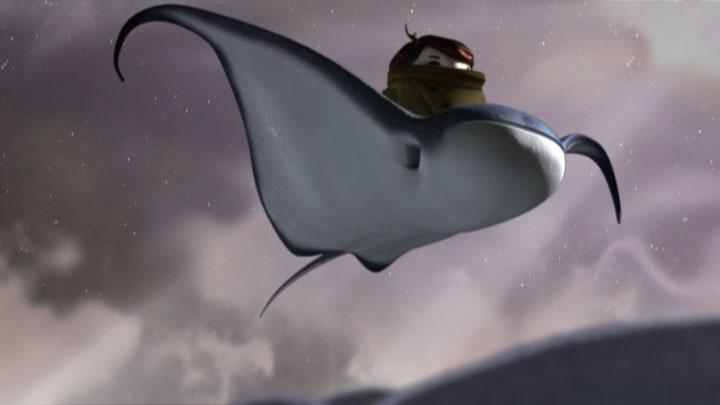Yannick Puig – Corto de animación
