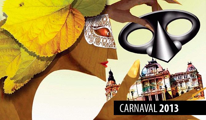 Concurso Cartel Carnaval 2013 Cartagena