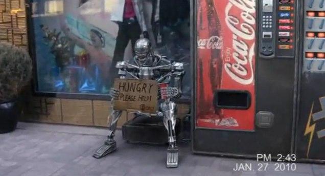 Microsoft envía un Terminator